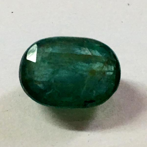 Natural Emerald - 5.54 Ct