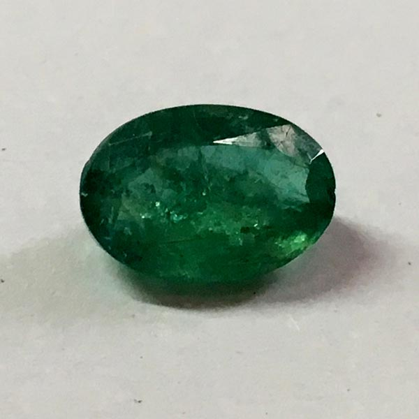 Natural Emerald - 3.55 Ct